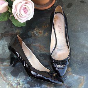 PRADA heels . 💓